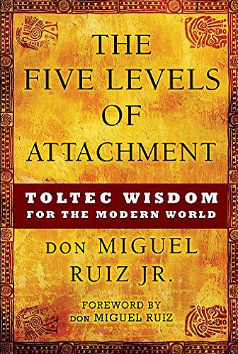 Book Cover: The Five Levels of Attachment