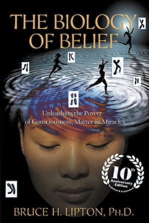 Book Cover: The Biology of Belief
