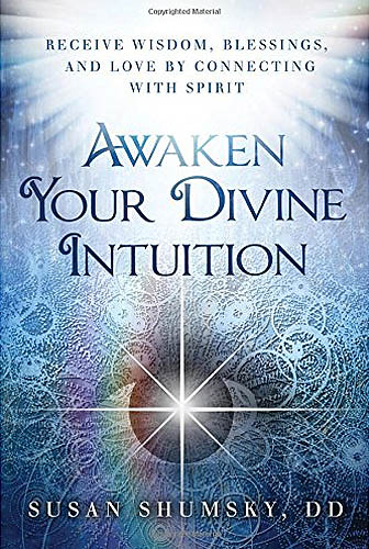 Book Cover: Awaken Your Devine Intuition