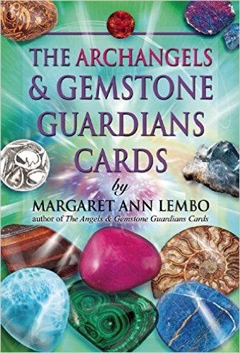 Book Cover: The Archangels & Gemstone Guardians Cards