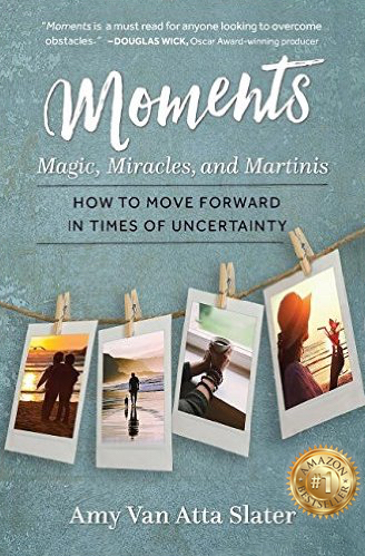 Book Cover: Moments: Magic, Miracles, and Martinis