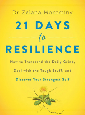 Book Cover: 21 Days to Resilience