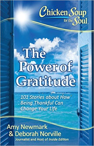 Book Cover: Chicken Soup for the Soul: The Power of Gratitude