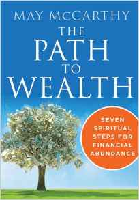 Book Cover: The Path to Wealth: Seven Spiritual Steps to Financial Abundance