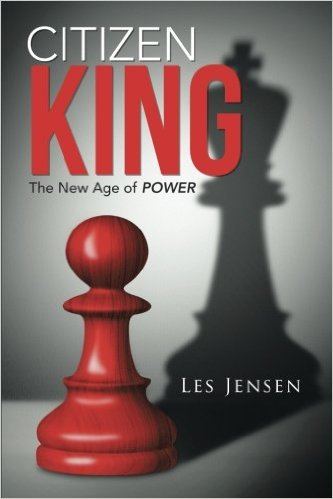 Book Cover: Citizen King: The New Age of Power