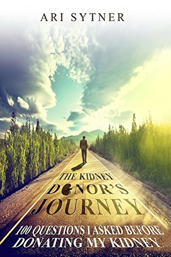 Book Cover: The Kidney Donor's Journey