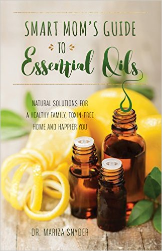 Book Cover: Smart Mom's Guide to Essential Oils