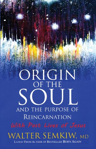 Book Cover: Origin of the Soul