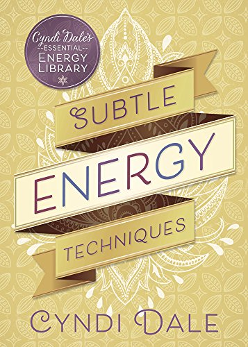 Book Cover: Subtle Energy Techniques