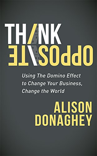 Book Cover: Think Opposite
