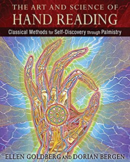 Book Cover: The Art and Science of Hand Reading