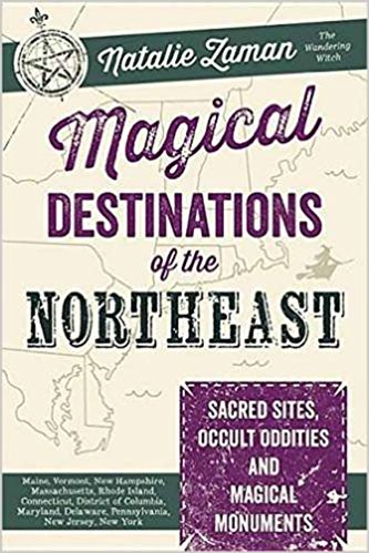 Book Cover: Magical Destinations of the Northeast