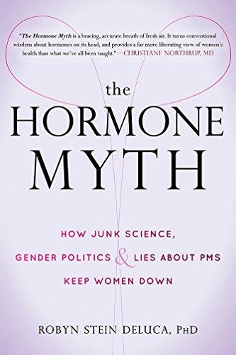 Book Cover: The Hormone Myth