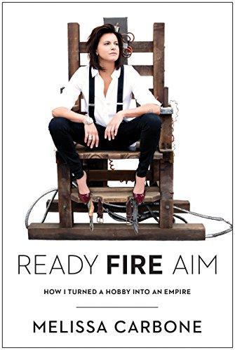 Book Cover: Ready, Fire, Aim