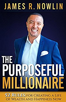 Book Cover: The Purposeful Millionaire