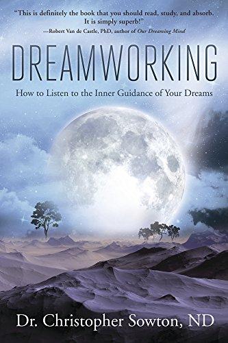 Book Cover: Dreamworking