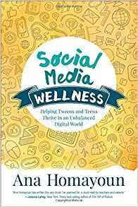 Book Cover: Social Media Wellness