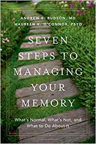 Book Cover: Seven Steps to Managing Your Memory
