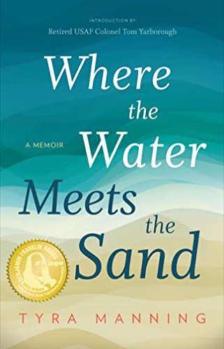Book Cover: Where The Water Meets The Sand