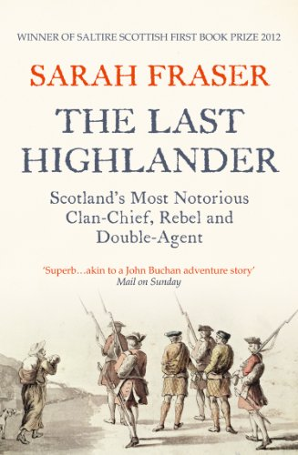 Book Cover: The Last Highlander