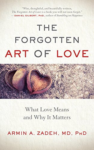 Book Cover: The Forgotten Art of Love