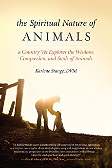 Book Cover: The Spiritual Nature of Animals