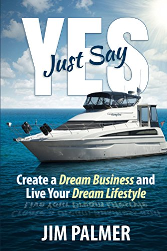 Book Cover: Just Say Yes