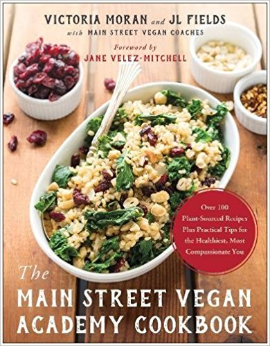Book Cover: The Main Street Vegan Academy Cookbook