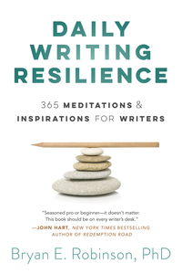Book Cover: Daily Writing Resilience