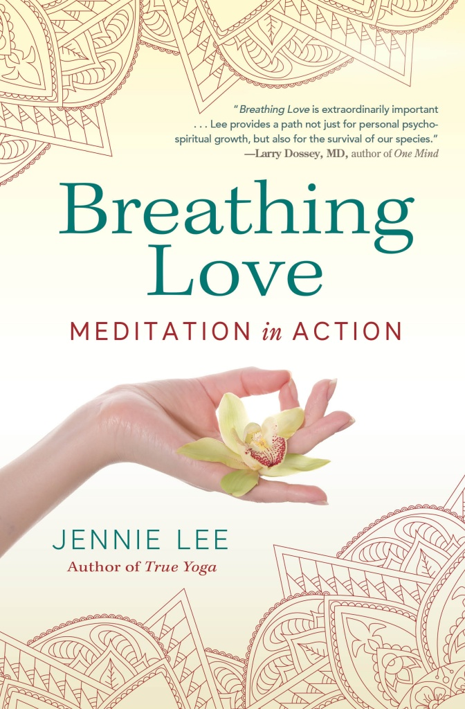 Book Cover: Breathing Love