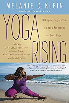 Book Cover: Yoga Rising