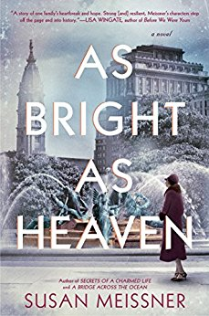 Book Cover: As Bright as Heaven