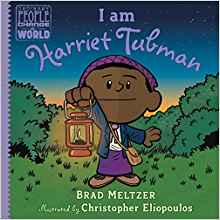 Book Cover: I am Harriet Tubman
