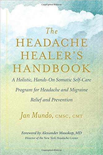 Book Cover: The Headache Healer's Handbook
