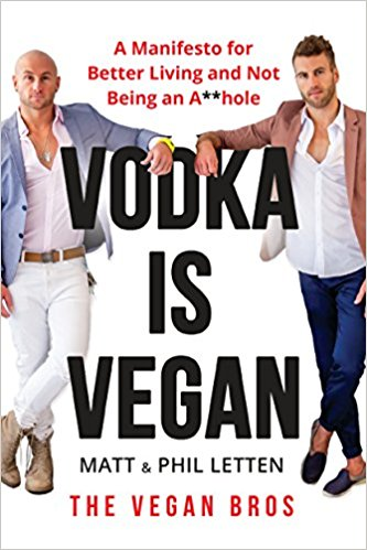 Book Cover: Vodka Is Vegan