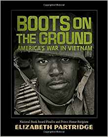 Book Cover: Boots on the Ground