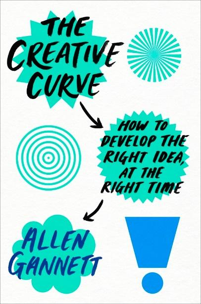 Book Cover: The Creative Curve