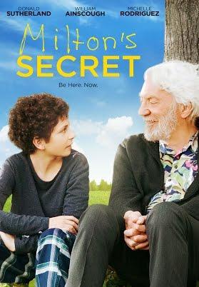 Book Cover: Milton's Secret