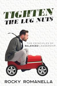 Book Cover: Tighten the Lug Nuts