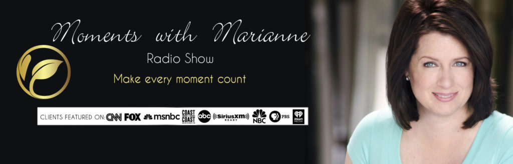 Moments with Marianne | Marianne Pestana