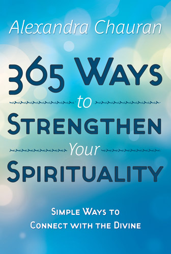 Book Cover: 365 Ways to Strengthen Your Spirituality