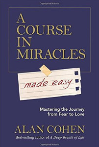 Book Cover: A Course In Miracles