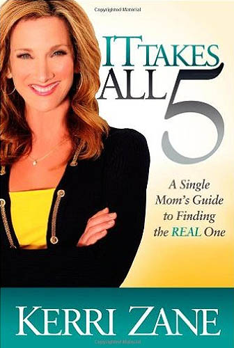 Book Cover: It Takes All 5