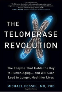 Book Cover: The Telomerase Revolution
