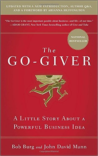 Book Cover: The Go-Giver