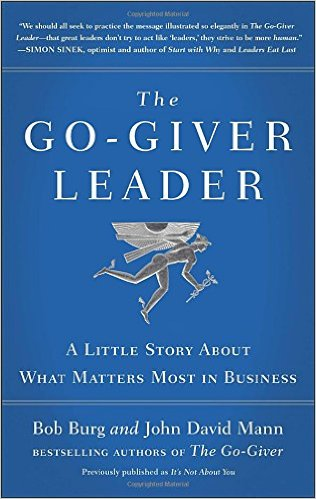 Book Cover: The Go-Giver Leader