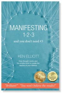 Book Cover: Manifesting 1-2-3 and you don't need #3