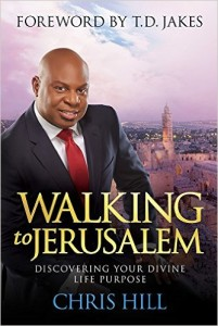 Book Cover: Walking to Jerusalem: Discovering Your Divine Life Purpose