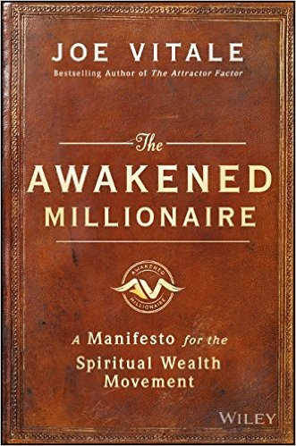 Book Cover: The Awakened Millionaire by Joe Vitale