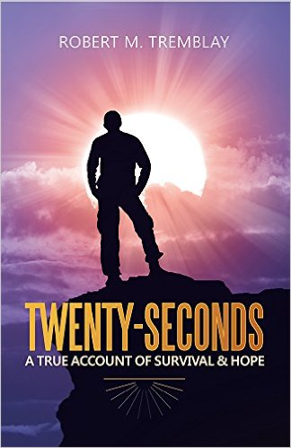 Book Cover: Twenty-Seconds by Robert Tremblay